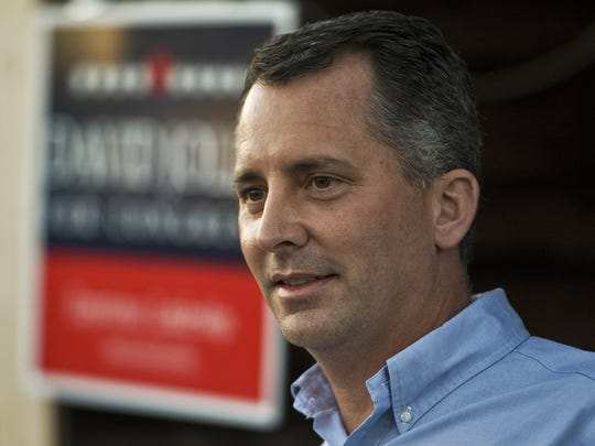 Former Rep. David Jolly(R-Florida)