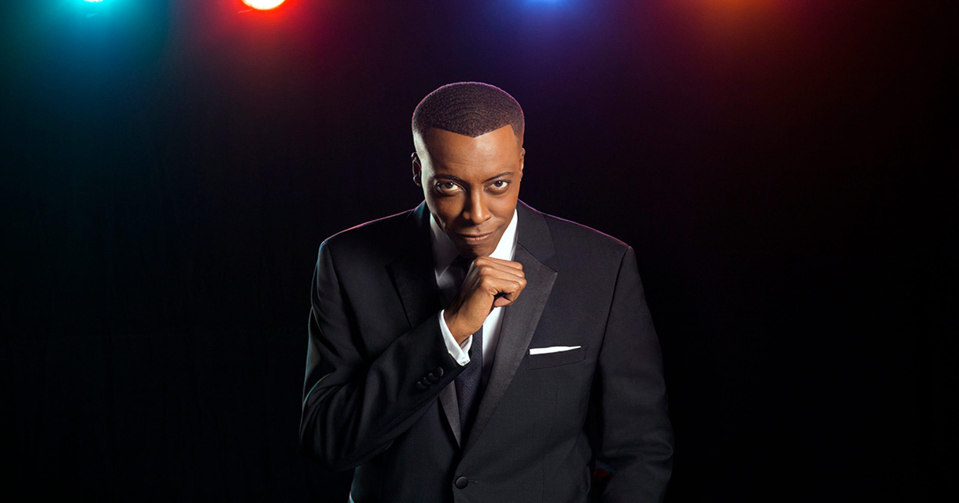 aa0377699c Comedian Arsenio Hall will host Junior Bridgeman's Trifecta 2018 Kentucky  Derby Gala