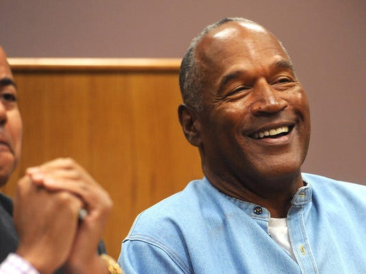 O.J. Simpson is poised for release