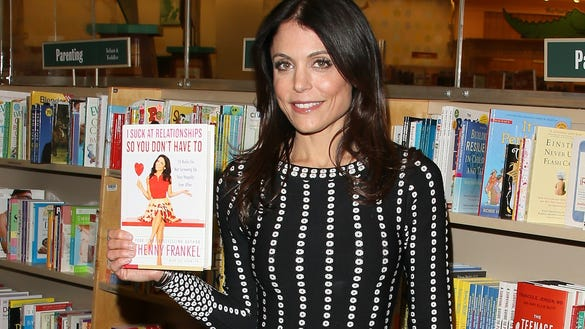Real housewives of new york bethenny frankel rhony the ellen degeneres show - Ellen show new york ...