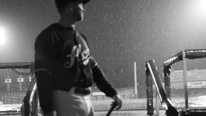 Reno Aces photographer David Calvert will have an art exhibition at the Sierra Arts Foundation.