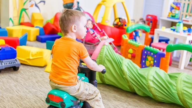 A new study suggests a lot of toys discourage a child's healthy play.