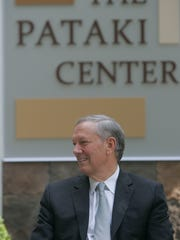 """""""I have no doubt in my mind that I have the ability to run this country well,"""" said former New York Governor and Peekskill Mayor George Pataki, commenting on whether or not a run for the presidency is in his future."""