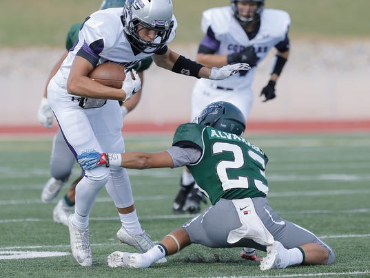 FOOTBALL MONTWOOD 12