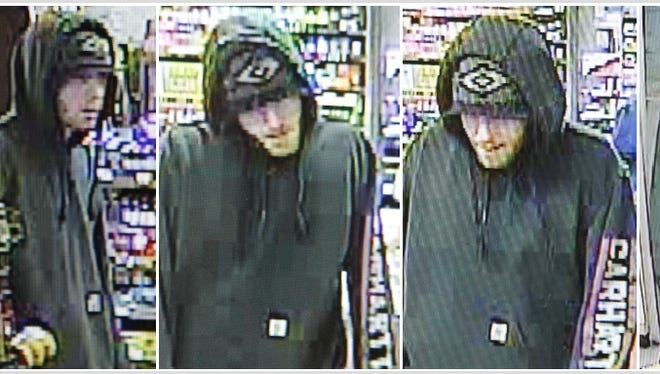 Police seek help identifying suspect in attempted armed robbery.