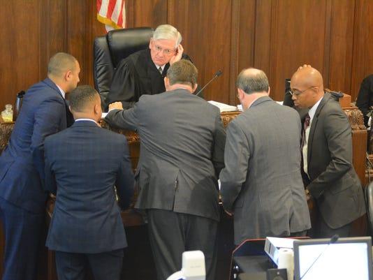 Robert Shuler Smith retrial August 2, 2017