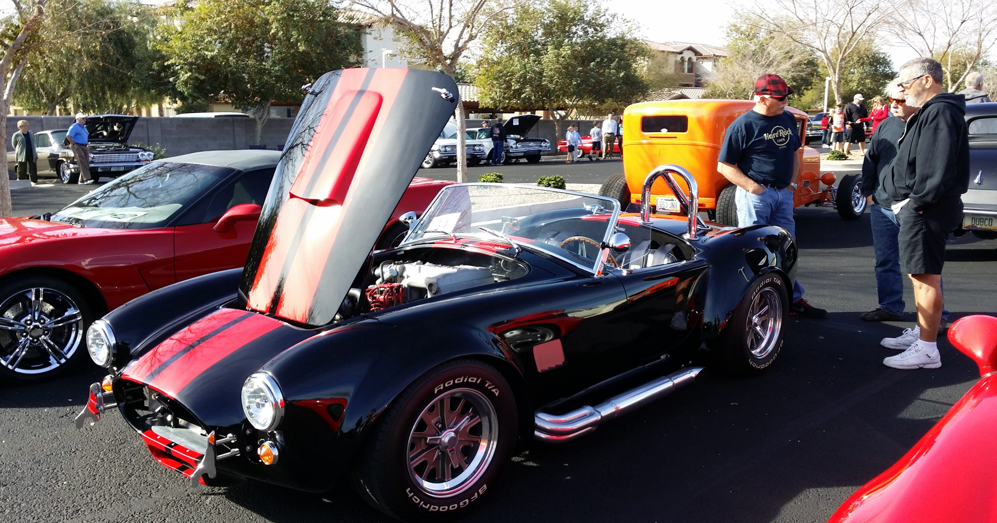 Car Shows This Weekend - Sanderson ford car show