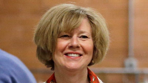 Rep. Susan Brooks, R-Ind., is participating in a Women2Women Conversations Tour.