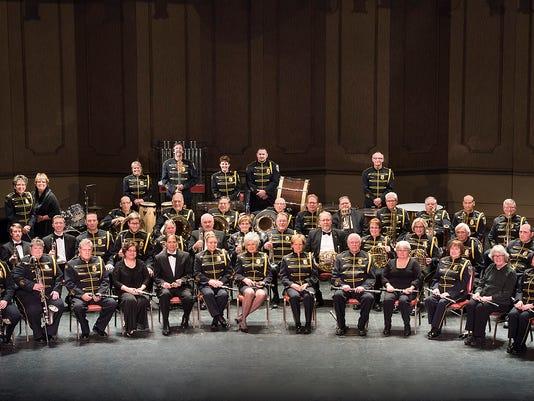Milwaukee Police Band 2017