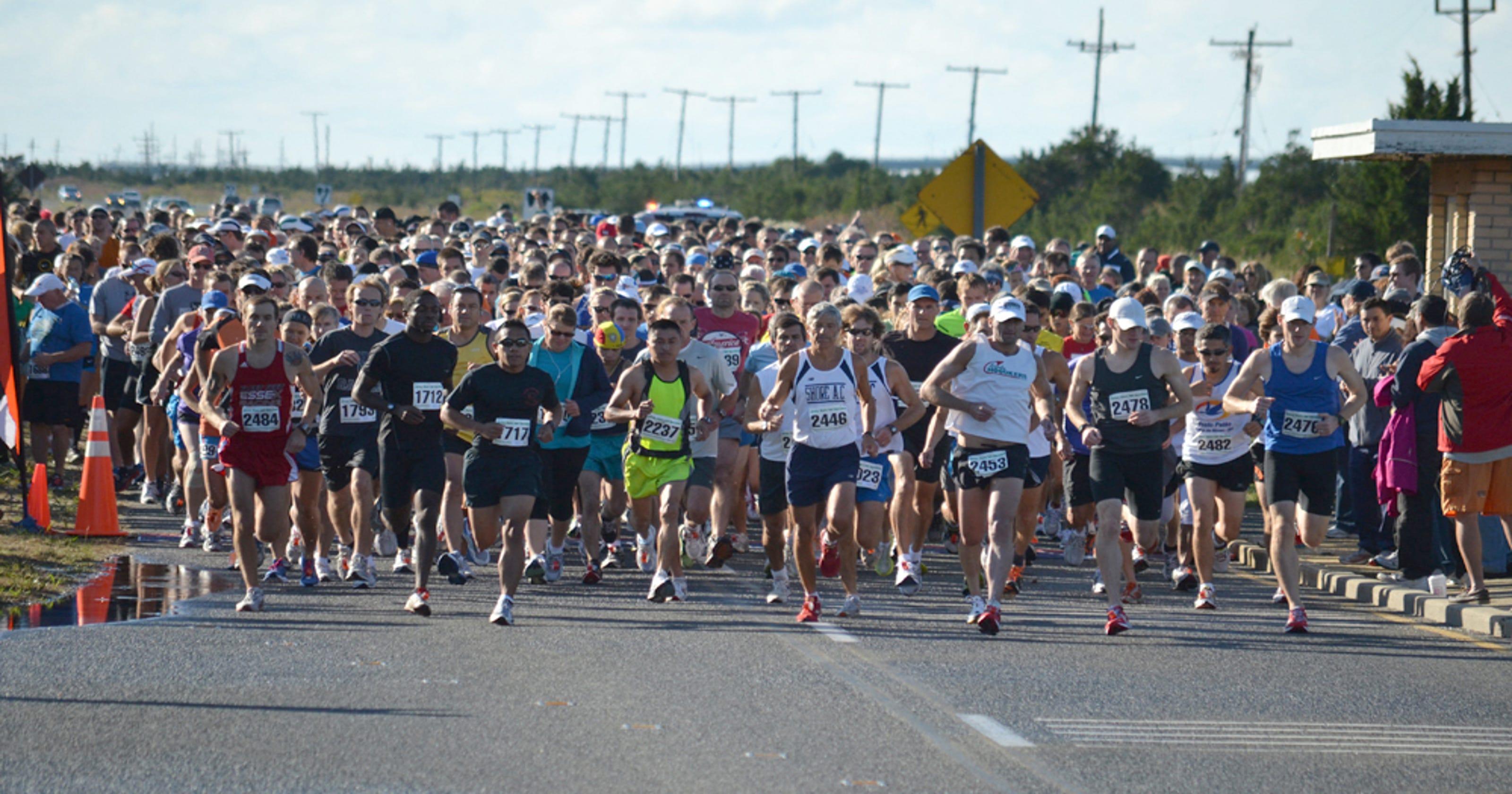 3ed745186d319 Hurricane Joaquin wipes out Jersey Shore Half-Marathon