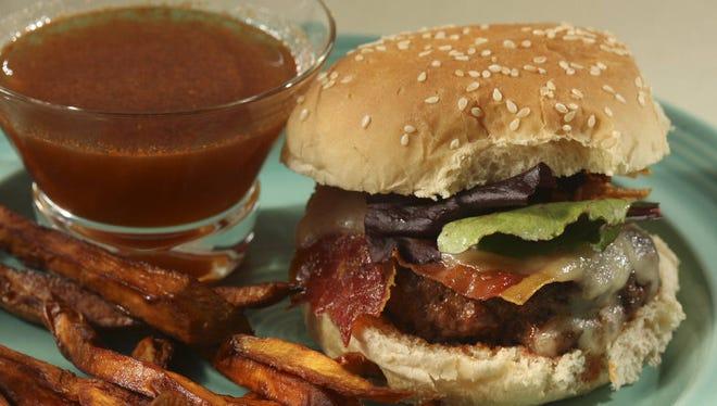 Frita Cubano burger