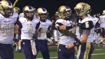 The Fowlerville football team hopes it can pull off an upset of Corunna on Friday night.
