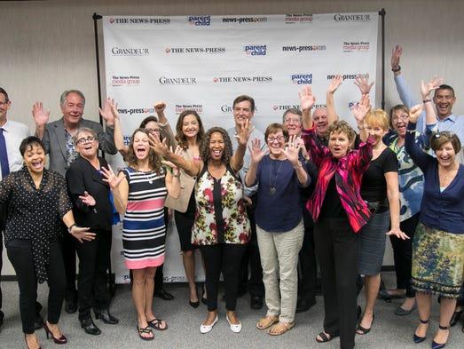 Gannett Foundation gives grants to seven local organizations