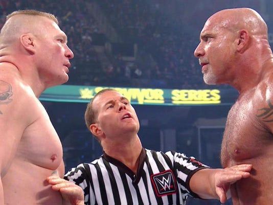 Lesnar Goldberg