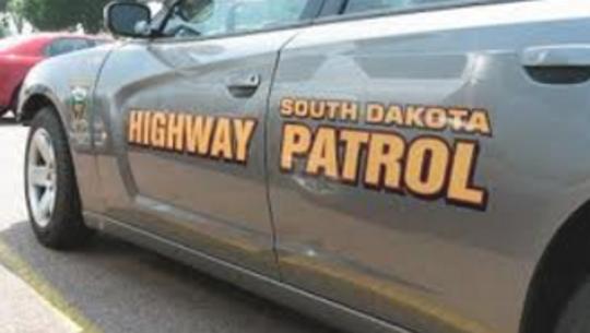 South Dakota Highway Patrol car