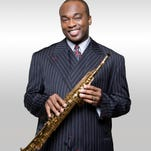 Saxophonist James Carter will perform with the Hot Club of Detroit at Cliff Bell's on Friday.