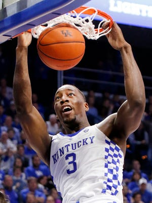 Kentucky's Bam Adebayo.