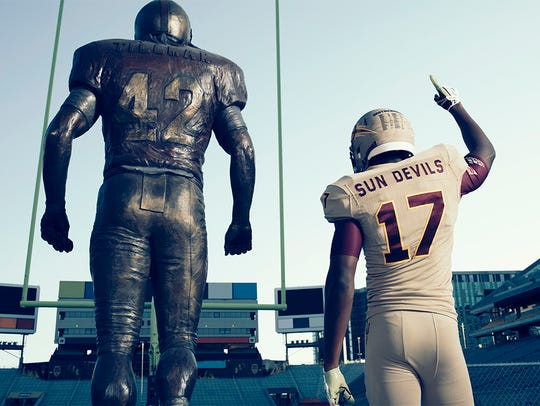 ASU and adidas have unveiled the Sun Devil 'Brotherhood'
