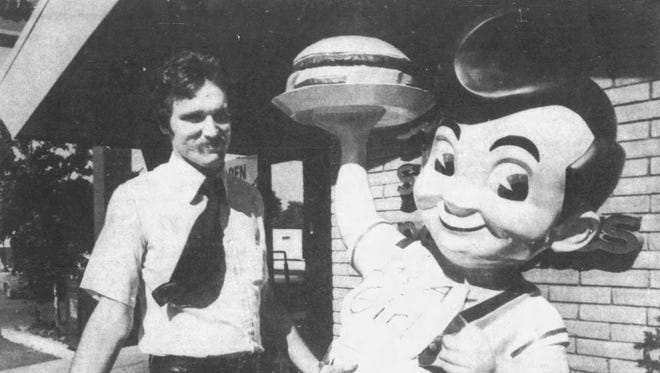 Keith Garry was a one-time manager of the Minnesota Avenue Big Boy restaurant.