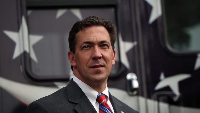 Mississippi State Sen. Chris McDaniel