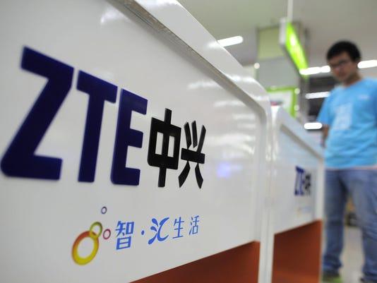 China US ZTE