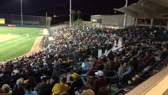 ASU baseball will play Thursday, twice Friday and Saturday in the Phoenix Muni Classic, a schedule change due to the weather forecast for rain this weekend.