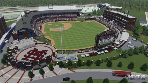 Prototype for the new Dudy Noble Field