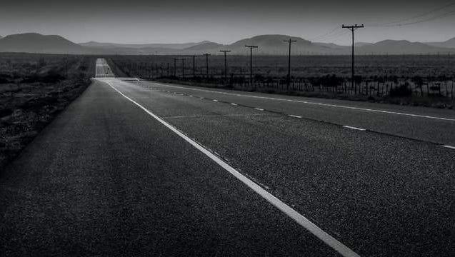 """""""Dark Highway"""" from """"The Doorways of Janus"""""""