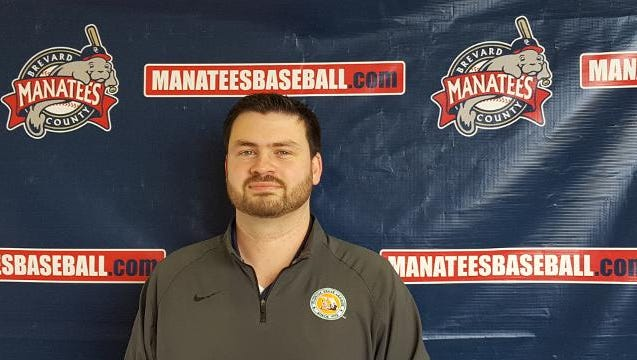 Chad Lovitt is the new general manager of the Brevard County Manatees.