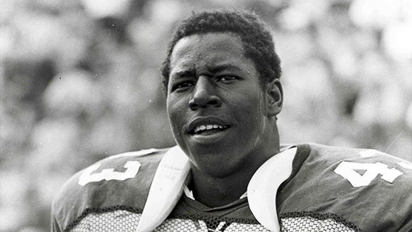 James Owens, Auburn's first ever black scholarship football player, passed away Saturday at the age of 65 on March 26, 2016.
