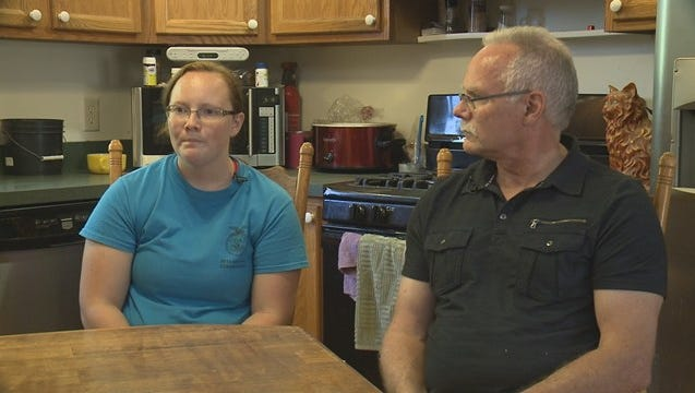 Rebecca Myers and her father, James, were part of a class-action lawsuit against the Batavia City School District.