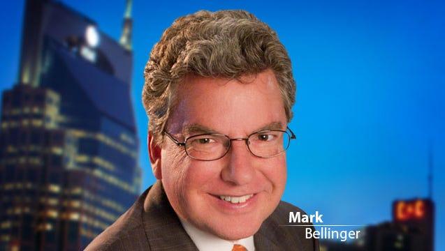 NewsChannel5 reporter Mark Bellinger