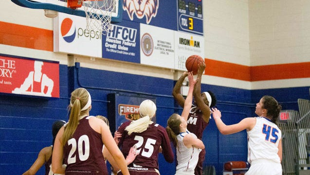 The ULM women won a road game for the first time this season on Wednesday night.