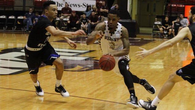 ULM fell to 0-5 in the Sun Belt with a 62-60 loss to Georgia Southern on Monday inside Fant-Ewing Coliseum.