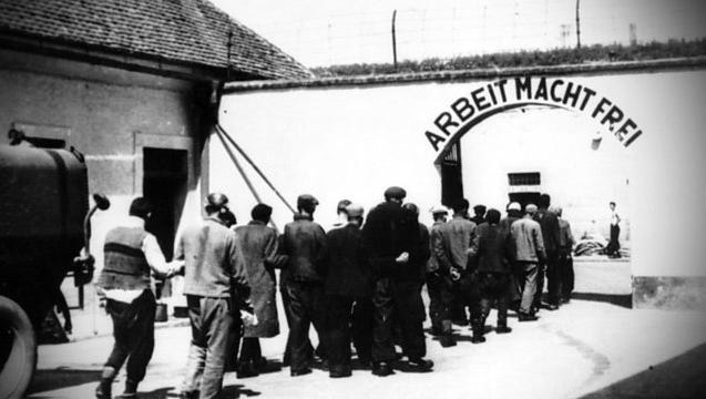The Nazis ran the Terezin concentration camp in occupied Czechoslovakia during World War II.