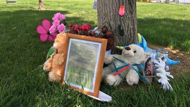 Memorial for Kiaya Campbell
