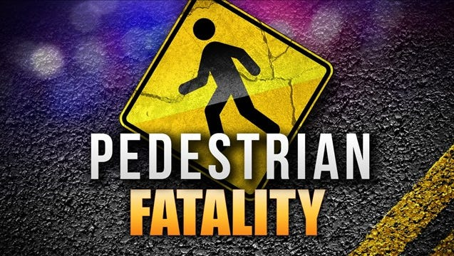 A man was killed after he walked into traffic in the 800 block of Bert Kouns Wednesday morning.