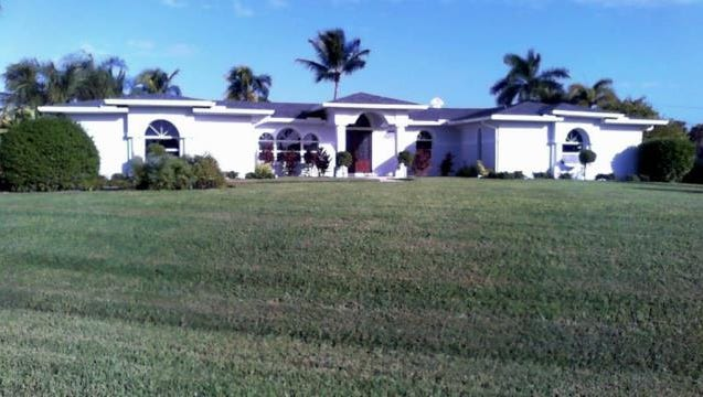 This home at 403 SW 53rd Terrace, Cape Coral, recently sold for $640,000.