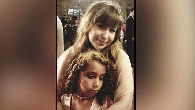 Lilianais Victoria Cake Griffith, 14, and Luluvioletta Mariposo Bandera-Margaret, 7.   If you see these girls call Round Rock police at 512-218-5516.