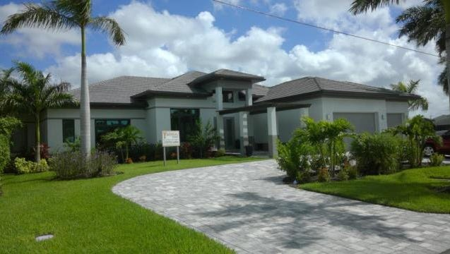 This house at 1135 Lorraine Court, Cape  Coral, recently sold for $1,050,000.