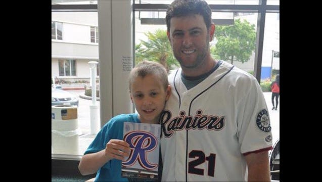 Former FGCU and major league pitcher Casey Coleman is almost ready to fully unleash his True Competitors charity that will help connect sick children with their favorite teams and athletes.
