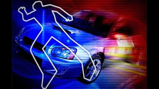 A woman died Sunday after being struck by a vehicle in Mt. Vernon, police say.
