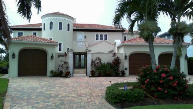 This home at 5619 SW 14th Ave., Cape Coral, recently sold for $1.9 million.