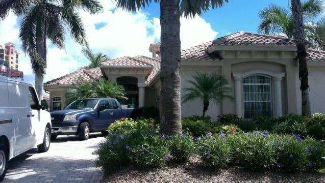 This home at 5805 Harbour Circle, Cape Coral, recently sold for $1.035 million.