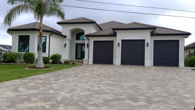 This home at 135 Bayshore Drive, Cape Coral, recently sold for $1.285 million.