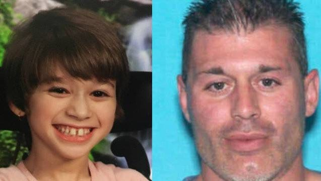 Janna Marie Lewis, 8, was found and returned safely to her home Wednesday night.