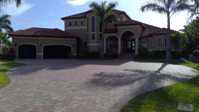 This home at 5211 Nautilus Drive, Cape Coral, recently sold for $2.65 million.