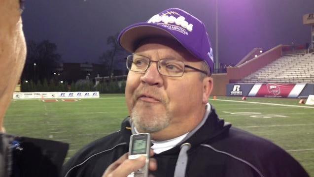 Bowling Green coach Kevin Wallace