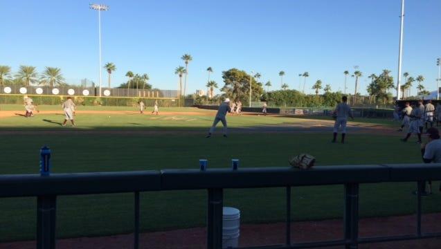 ASU baseball fall practice under new coach Tracy Smith began Monday and continues through Nov. 23.