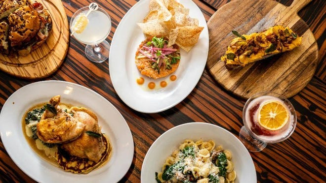 Restaurant Week featured items and menus will be available on the restaurants' website and/or social media pages. Due to COVID-19 restrictions, most participating businesses have created items that are take out friendly.